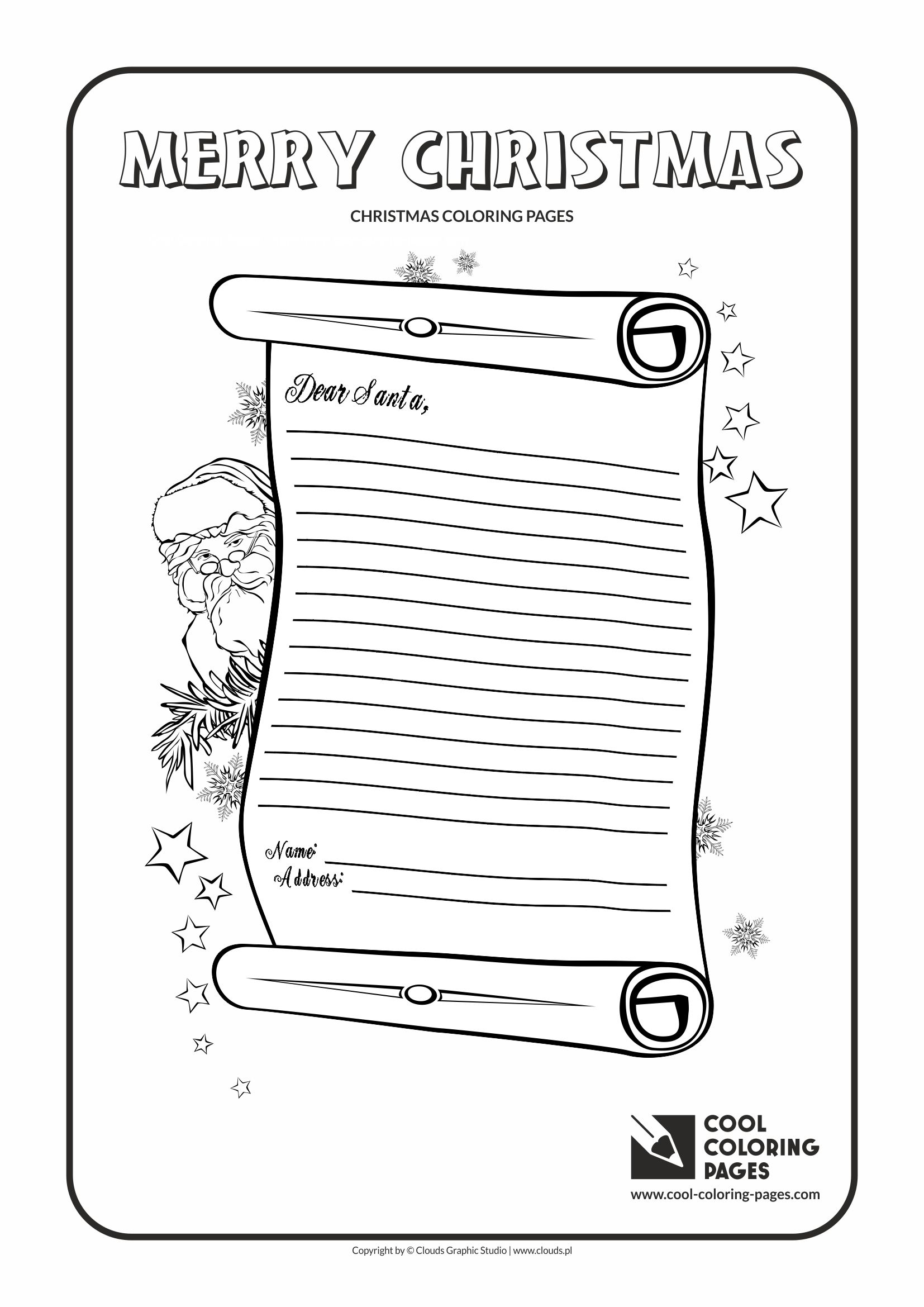 Santa Boots Coloring Pages  Coloring Pages